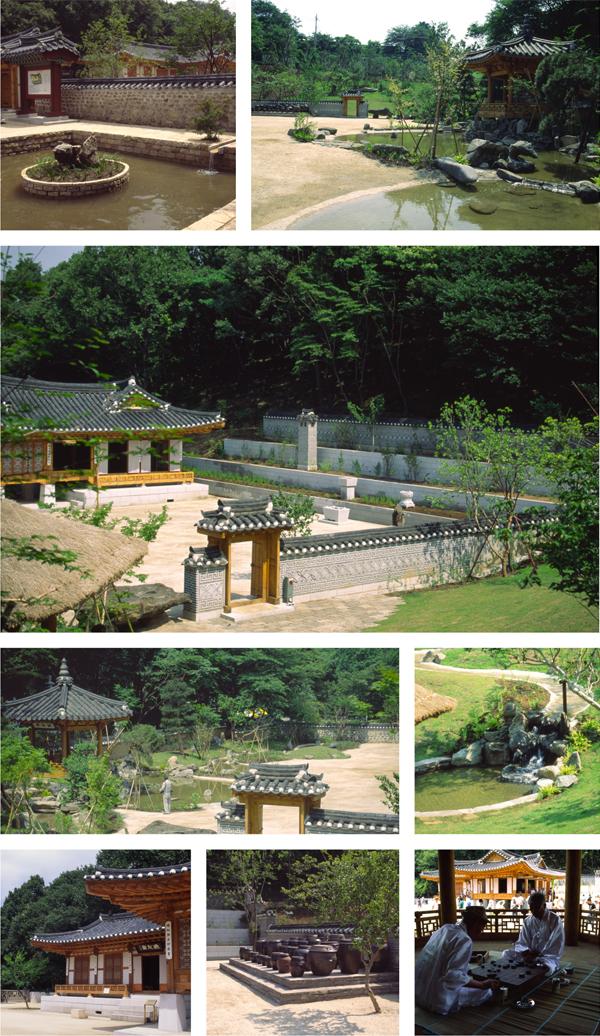 Korean Landscape Garden : Mitsuike park korean garden landscape with history works yoshiki